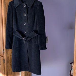 RAffiNATi size 10 ladies wool coat